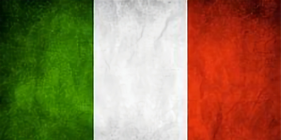 Italian Friday !