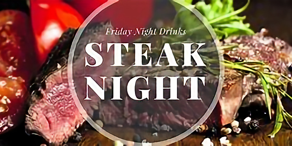 Steak night and Live music - Code 44 Band - Free entry