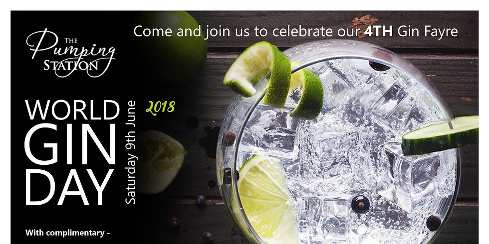 4th Gin Fayre - World Gin Day