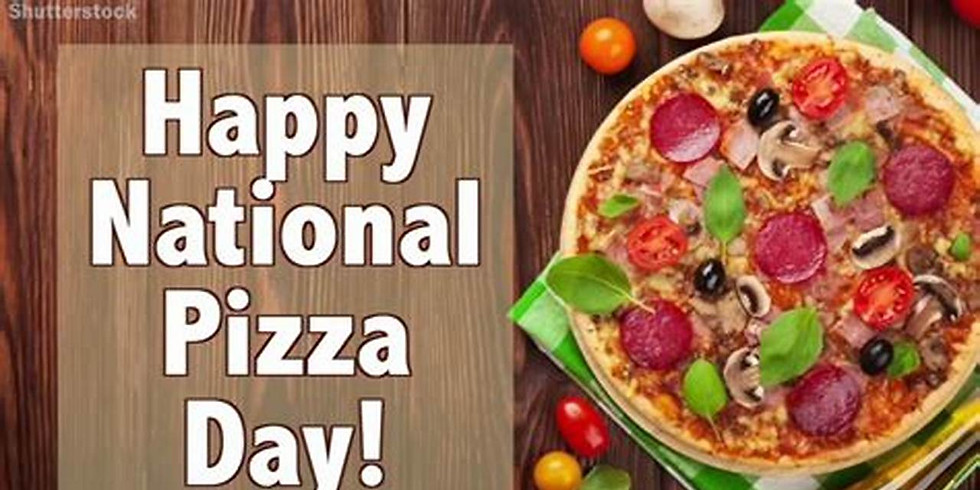 National Pizza Day at The Pumping Station and Queen Tribute !!
