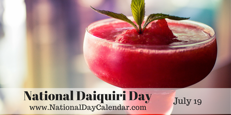 National Daiquiri day at The Pumping Station with live music-Free Entry