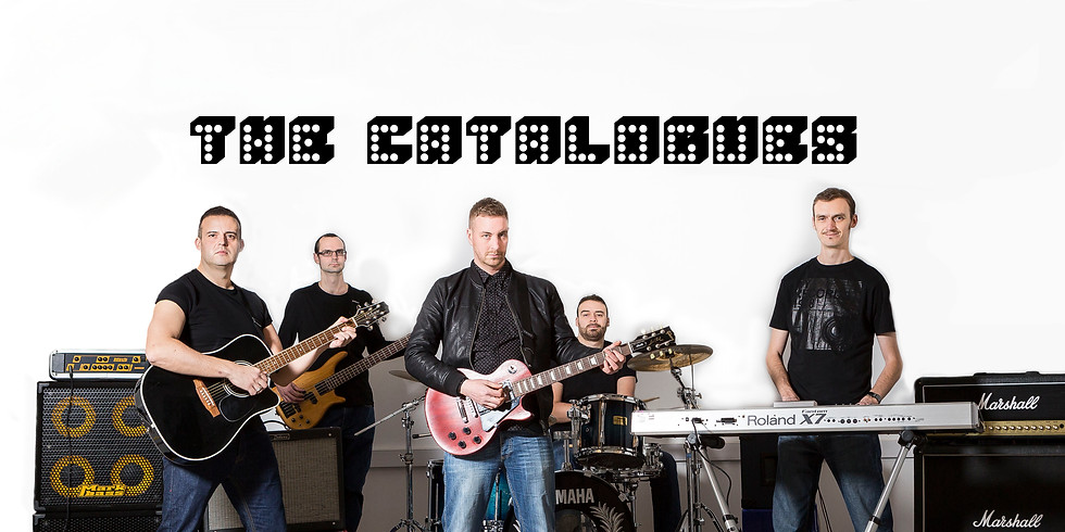 Live Music with The Catalogues- Free Entry