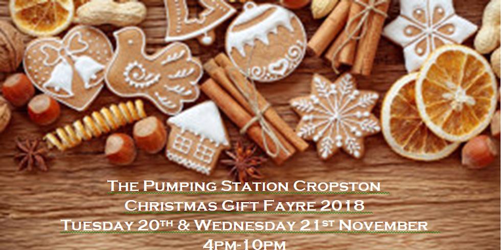 Pumping Station Christmas Gift Fayre  (1)