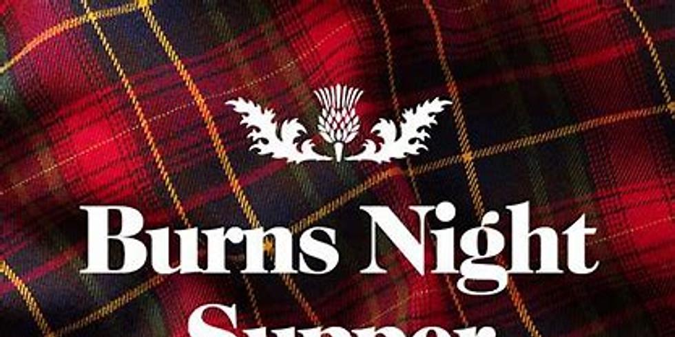 Burns Night Supper & Ceilidh