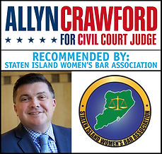 Staten Island Women's Bar Association Recommended Allyn Crawford