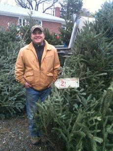 Allyn Crawford - Troop 2 Christmas Tree Sale