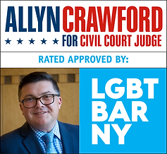 LGBT Bar Association Approval Allyn Crawford