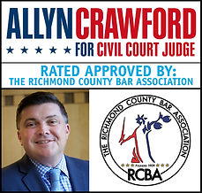 Richmond County Bar Association Approval Allyn Crawford