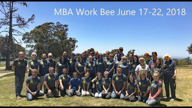 Dogwood Charitable Foundation MBA Work Bee June 2018
