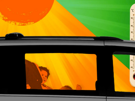 Could You Forget Your Child in a Hot Car?