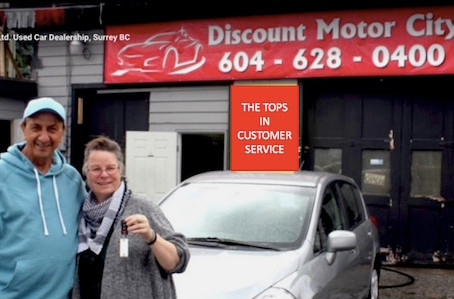 Discount Motor City; It is all About Customer Service