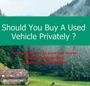 DO YOU REALLY WANT TO BUY A USED CAR PRIVATELY?