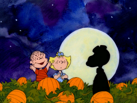 Peanuts and Halloween