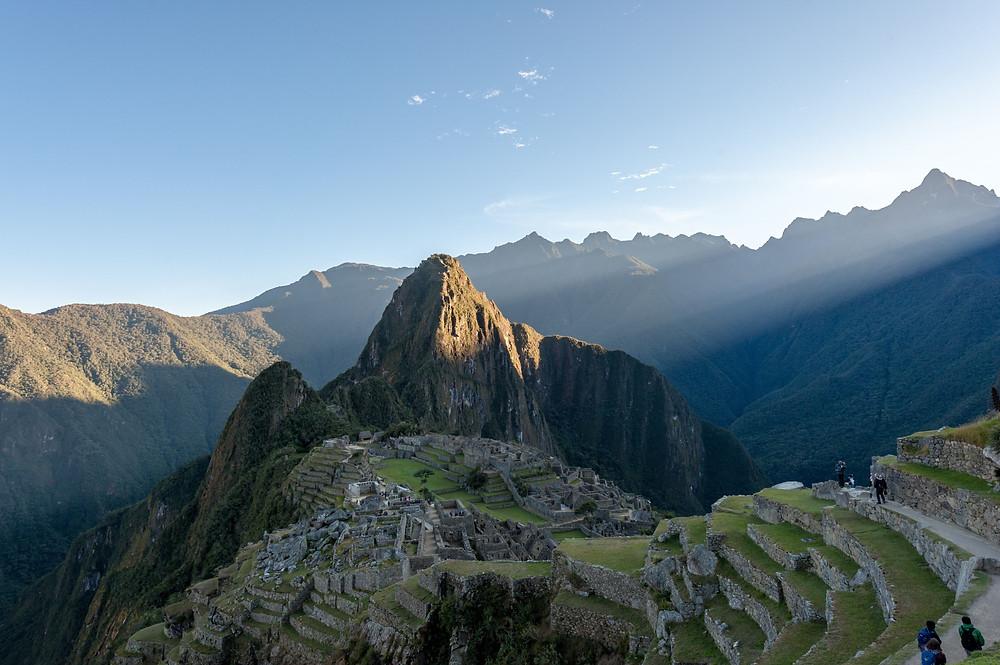 Picture of Machu Pichu