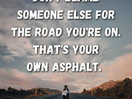 The Road You Choose