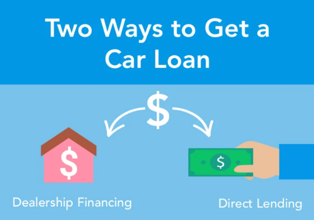 two ways to get a car loan
