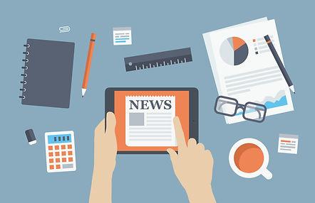 reading_news_digital_tablet_flat_design_