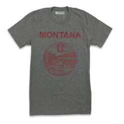 Uptop Clothing Co. - State Seal