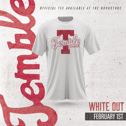 Temple University -White Out FB & IG