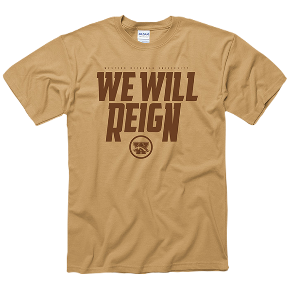 Western Michigan University -WWR Tee
