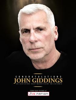 JOHN GIDDINGS