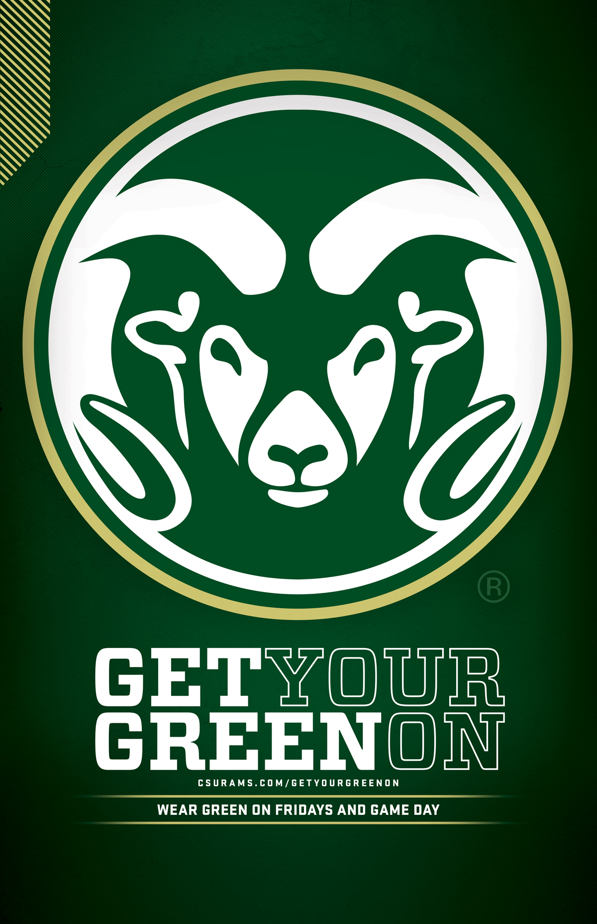 Colorado State - GYGO Signage