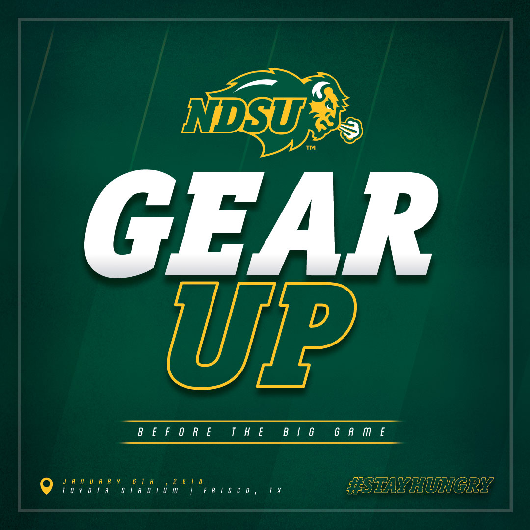 NDSU - Gear Up Social