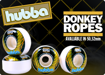 Hubba Wheels - Donkey Ropes