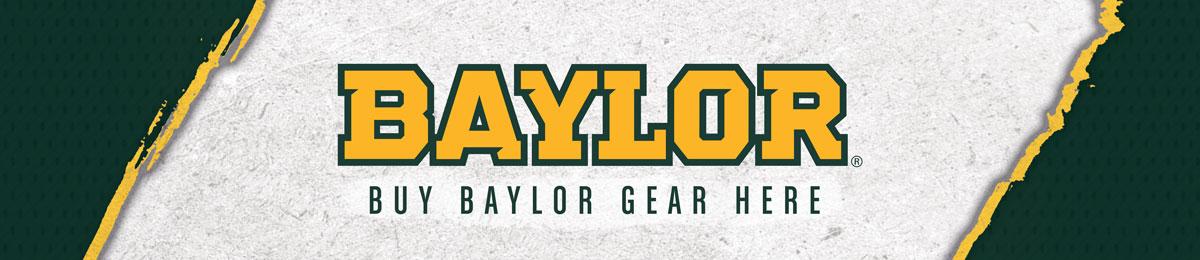 Baylor x Walmart - In Store Banner
