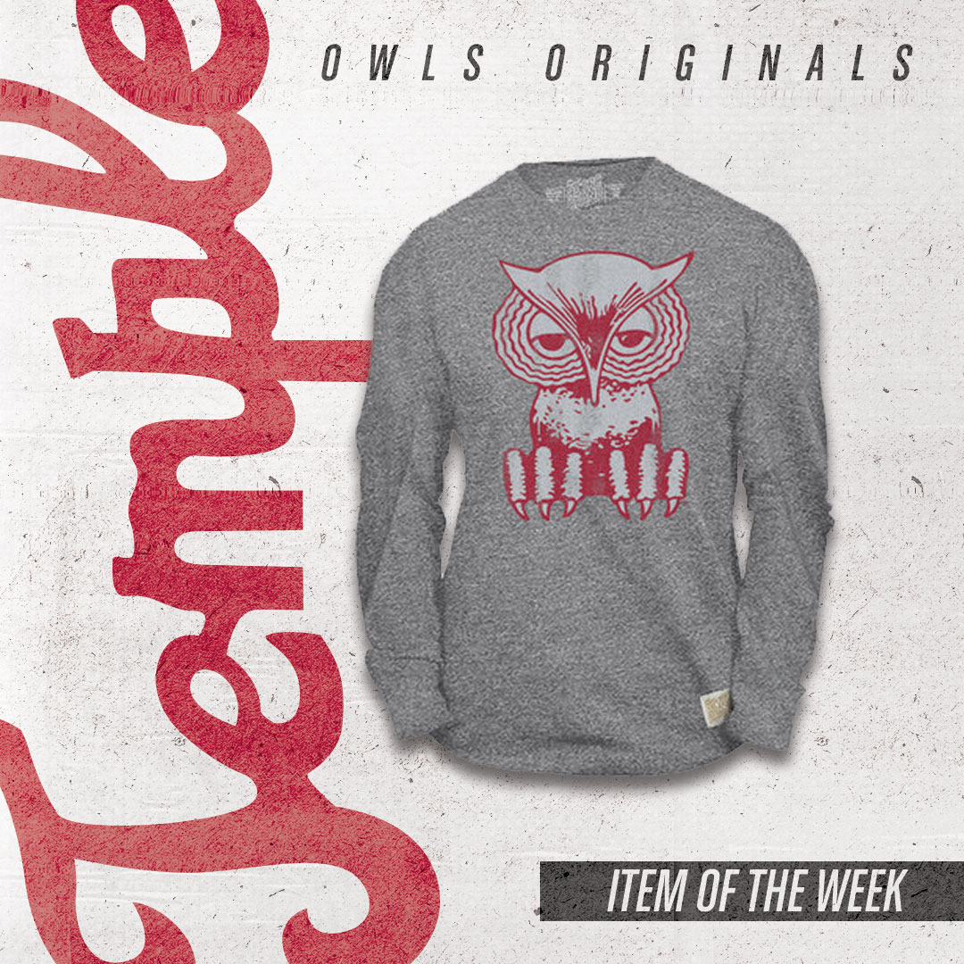 Temple Owls Originals FB & IG