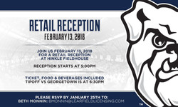 Butler University - Save The Date