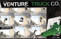 VENTURE TRUCK CO. - McENTIRE