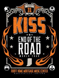 Kiss - Ruoff Poster 2019