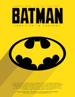 BATMAN 1989 LIVE IN CONCERT
