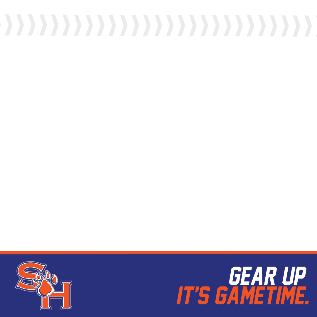 Sam Houston - Baseball Template