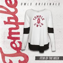 Temple Owls Originals FB & IG