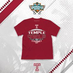 Temple University - Gasparilla Bowl