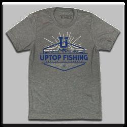 Uptop Clothing Co. - Fishing Tee