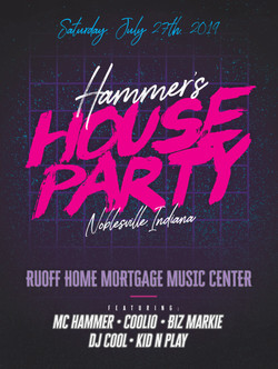 Hammers House Party - Ruoff 2019