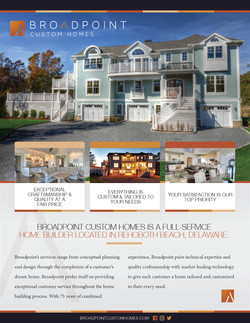 Broadpoint Custom Homes-Flyer(Front)