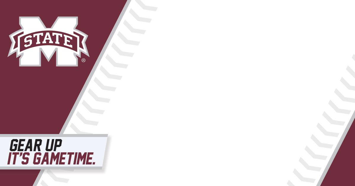 Mississippi State -Baseball Template