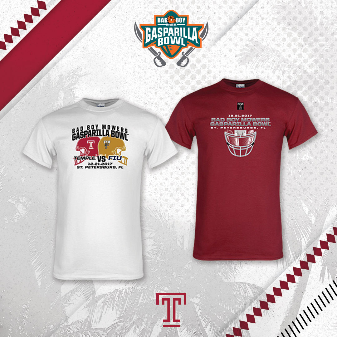 Temple University - Gasparilla Bowl