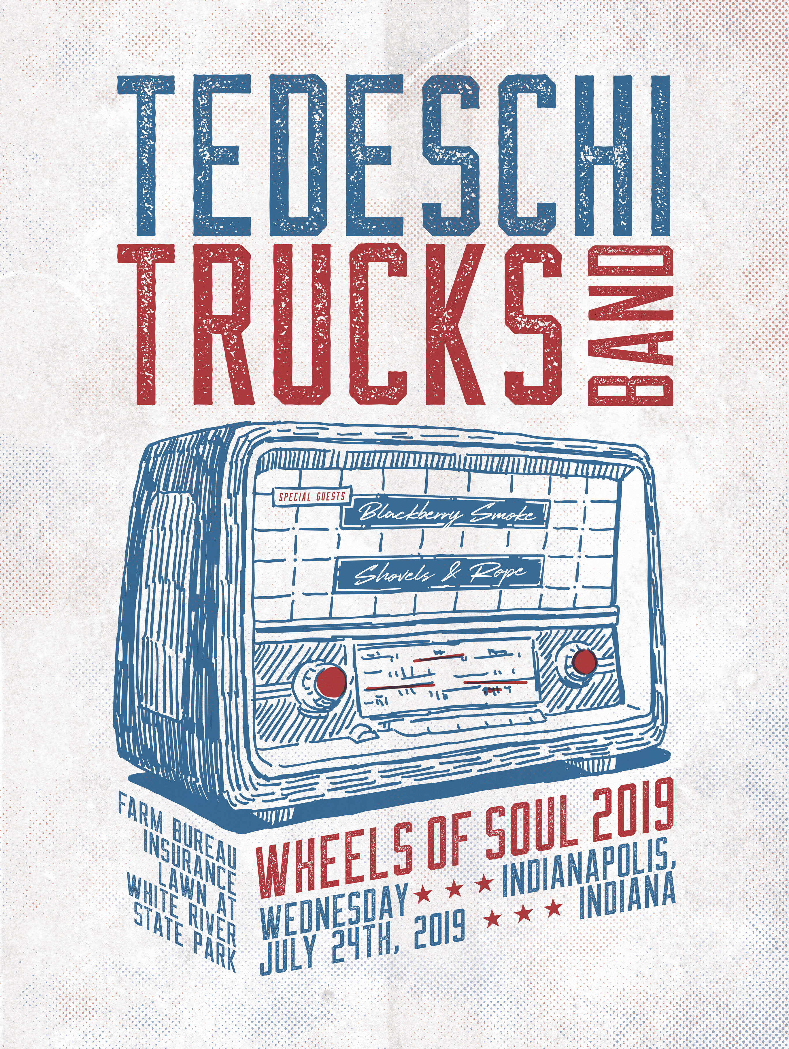 Tedeschi Trucks Band - White River