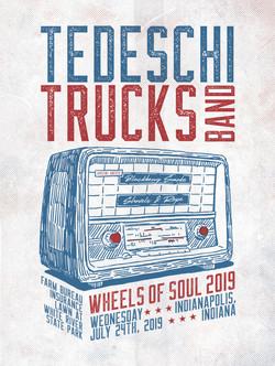 Tedeschi Trucks Band - White River