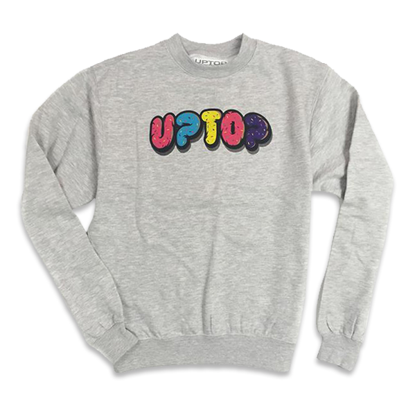 Uptop Clothing Co. - Doughnut Raglan