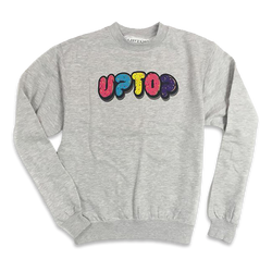 Uptop Clothing Co. - Doughnut Raglan
