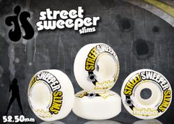 Hubba Wheels - Street Sweeper Banner