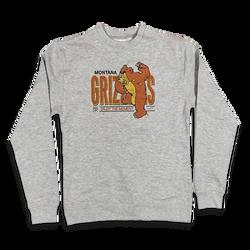Uptop Clothing Co. - Grizz Crew