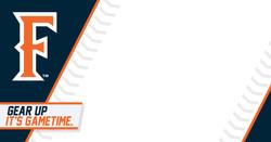 Fullerton - Baseball Template