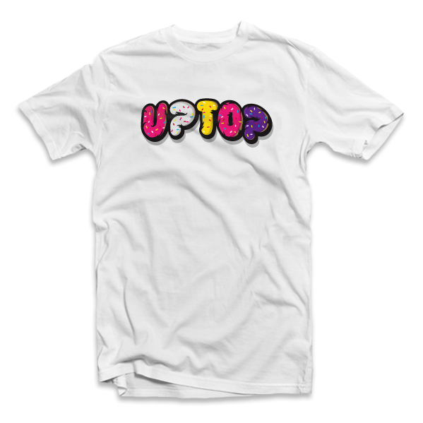 Uptop Clothing Co. - Doughnut Tee